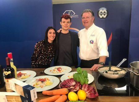 Gianfranco Verdecchia al quarto posto nella Top Celebrity (Italian Chef)