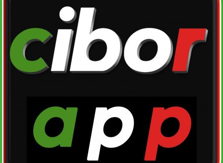 ITALIAN TELEVISION LANCIA LA CIBOR APP IN TUTTO IL MONDO.