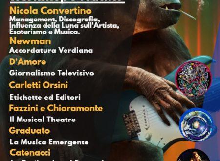 Sanremo Music Awards è di scena all'Ipogeo di Teramo dal 2 al 4 Novembre