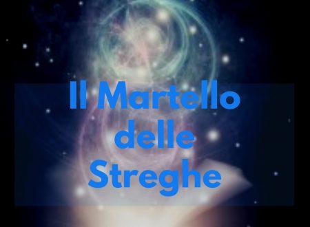 """""""Il Martello delle Streghe"""" la rubrica sui """"MISTERI"""" redatta da NICOLA CONVERTINO per l'ASI MAGAZINE."""